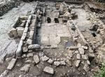 Вновь раскопанный храм