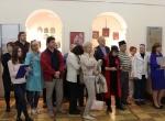 Участники торжественного открытия выставки