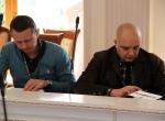Участники конференции, сотрудники НИЦ истории и археологии Крыма Д.В. Конкин и Н.И. Храпунов