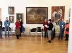 Презентация выставки картин «Памяти героев войны»